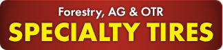 Forestry, AG & OTR SPECIALTY TIRES